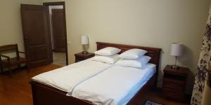 спальня одноэтажного таунхауса